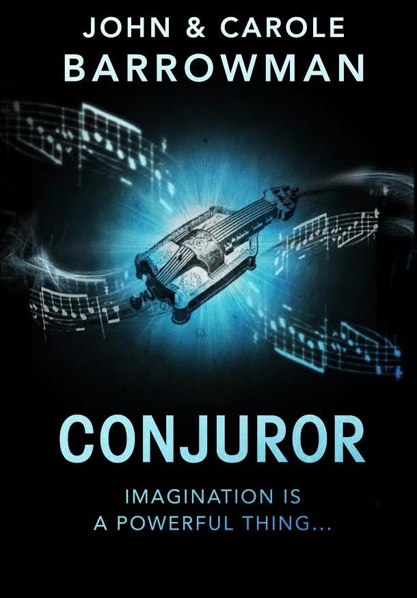 Conjuror cover copy